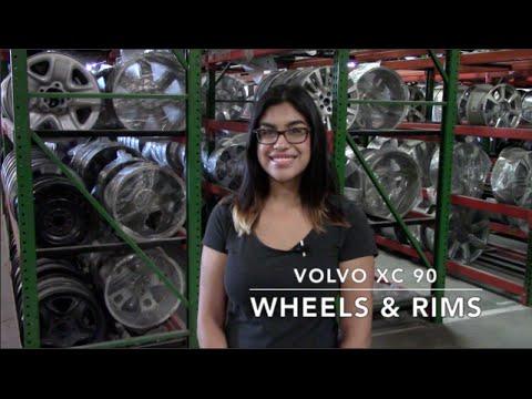 Factory Original Volvo XC90 Wheels & Volvo XC90 Rims – OriginalWheels.com
