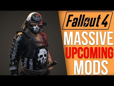 The Massive Overhaul Mods Coming to Fallout 4 (DLC Sized Mods)