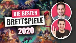 Die besten Brettspiele 2020 - Unsere Top 3 nach Kategorie