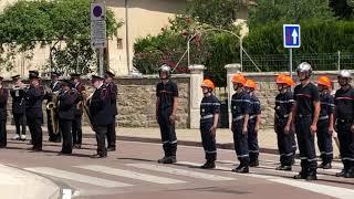 Vidéo : La Marseillaise jouée à Renaison le 14 juillet