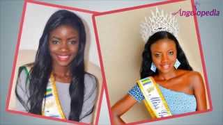 Miss Supranational 2014 Top15 Favourites-Maggaly Ornellia Emmanuelle Nguema from Gabon