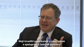 Česko-izraelské inovační dny Olomouc 2019 - první setkání partnerů