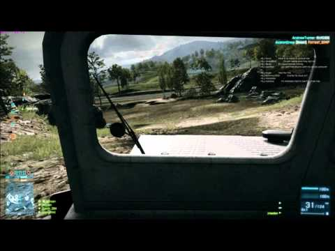 23 Minutes of Battlefield 3 Caspian Border Gameplay on Highest PC Settings
