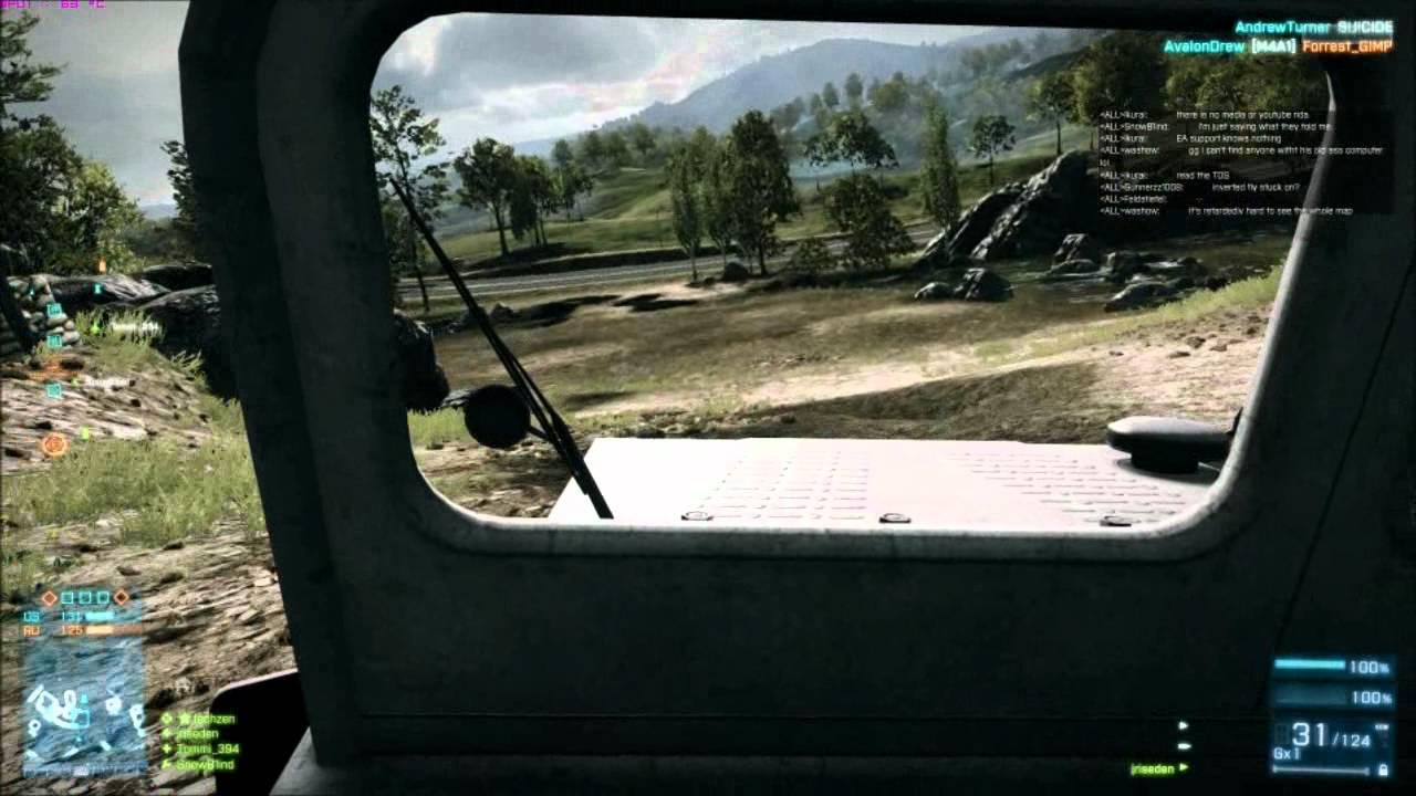 23 Blissfully Lag-Free Minutes In Battlefield 3's Caspian Border