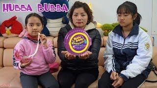 ĐẠI CHIẾN HUBBA BUBBA KHỔNG LỒ - CON GHẺ VS CON RUỘT! - MN Toys