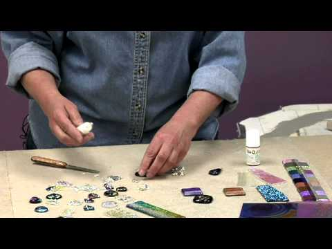 How to Apply Jewelry Bails with Triolyse Adhesive