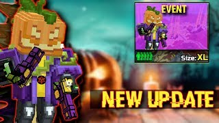 Pixel Gun 3D : Update Halloween Now Avalibe!
