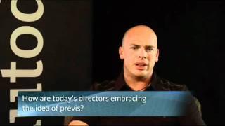 Interview with Brad Alexander, Partner, Senior Previs/VFX Supervisor of  Halon 2/4