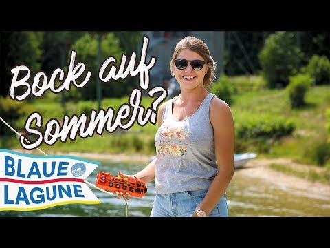 Bock auf Sommer? Ab zur Blauen Lagune in Wachtendonk!