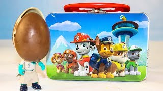 Мультики про машинки и игрушки Щенячий патруль спасает Киндер Маша и Медведь Мультфильмы для детей