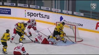 Lokomotiv 3 Severstal 2 SO, 8 December 2019