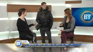 #BTMTL: Rudsak Holiday Fashion