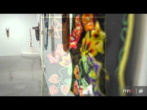 MNI SOTA is a traveling exhibit curated by the All My Relations Gallery in 2011.