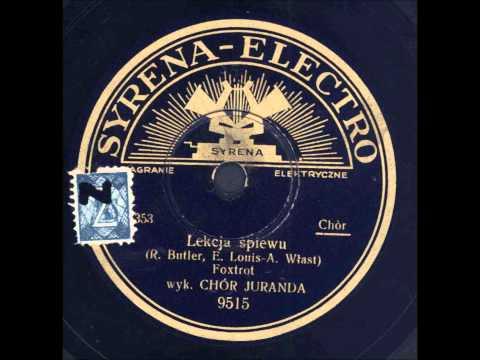 Chór Juranda - Lekcja śpiewu