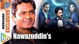 Nawazuddin Siddiqui  Full Interview  Raees  Shah Rukh  Molestation Allegation  Rapid Fire