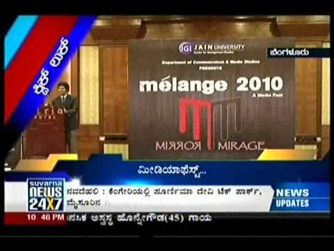 Melange - 2010 on Suvarna