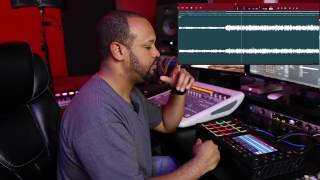 R&B Trap | MPC Live 2 0 Beat Making Review | Tim Kelley's Oceans Eleven