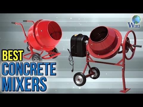 Concrete Mixers in Nashik, कंक्रीट मिक्सर