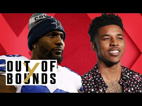 Nick Young's Wild Playoff Outfit; Cowboys Cut Dez Bryant; Pop's Kawhi Shade | Out of Bounds