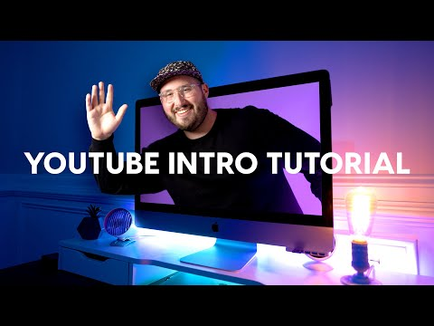 How to make a YouTube Intro - Start YOUR videos STRONG!
