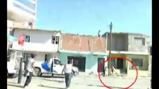 Batalla Campal En León, Guanajuato