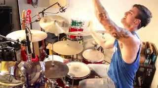 WOODEN FELLOW // The Word Alive - 94th Street (Drum Cover)