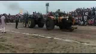 Tractor tochan danger jonder vs sonalika accident