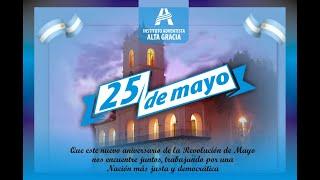 Recordamos la revolución del 25 de mayo de 1810