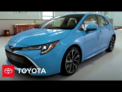 Corolla Hatchback: In-Depth Review l Toyota