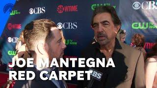 Interview durant la CBS Summer TCA Party 2014 (17 Juillet 2014) avec Joe Mantegna