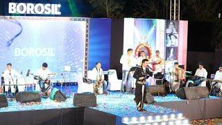 Anchor Girish Sharma Popular Stage Anchoring Sher-O-Shayari | Corporate Event - RATE