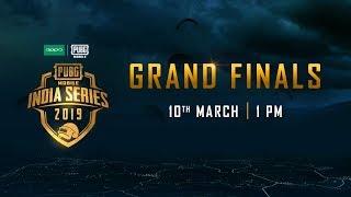 Who is winner of pubg india series