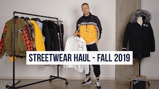 My Favorite Streetwear Pieces In Stores RIGHT NOW | Streetwear Haul Fall 2019 | Men's Fashion