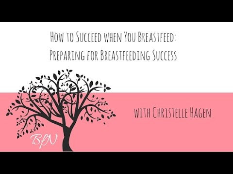 I created this video to educate mothers on practices that make it more likely that they will be able to breastfeed.
