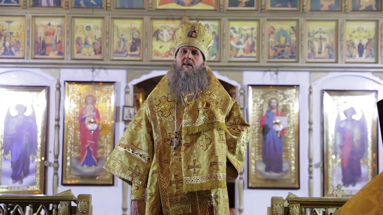Проповедь в праздник ап. Андрея Первозванного