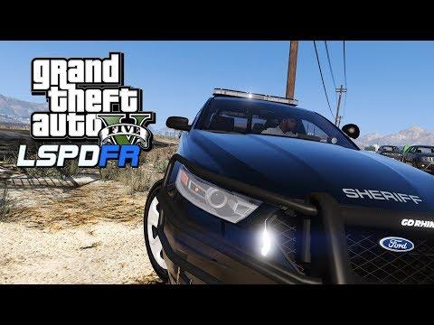 GTA5 (SP) LSPDFR Day-155 (Police Mod) (Blaine County Patrol
