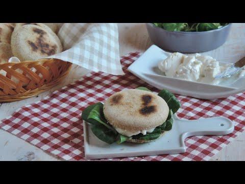 Pane in Padella INTEGRALE e Veloce | La Cucina di Lena
