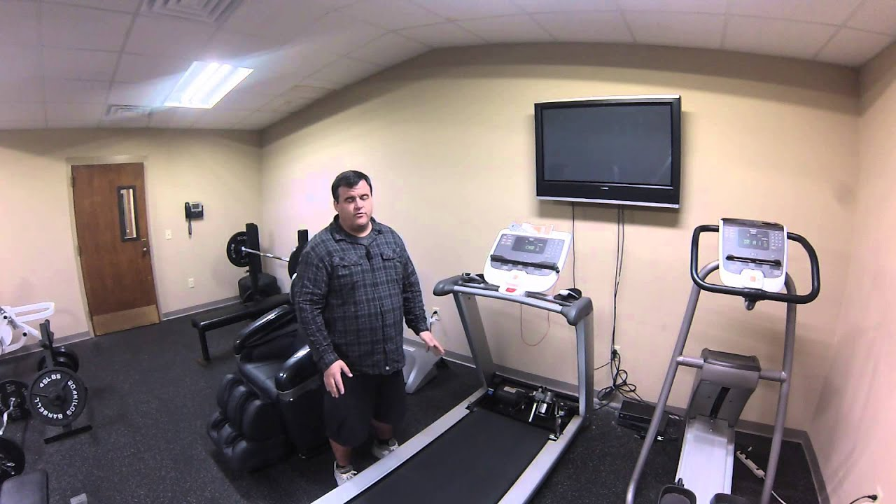 "YouTube Video Placeholder: ""Treadmill Belt Feels Sluggish Or Stops"""