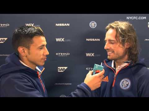 Mikey Lopez interviews Mix Diskerud | Post-Match | NYC 4 - 3 Chicago