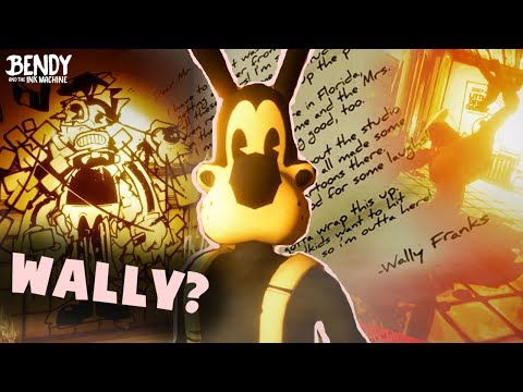 What Happened to Wally Franks? (Bendy & the Ink Machine Theories)