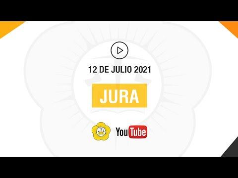 JURA 12 de Julio 2021