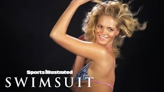Erin Heatherton Body Painting Photoshoot 2015 | Sports Illustrated Swimsuit