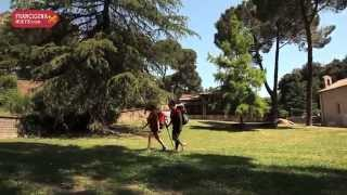 preview picture of video 'Via Francigena - Viterbo to Rome, Italy - Unravel Travel TV'