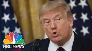 'Yo, Semite': Trump Mispronounces Yosemite While Touting National Parks Legislation | NBC News