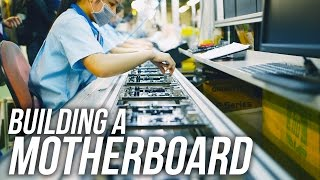 Gigabyte Factory Tour - How Motherboards are Made
