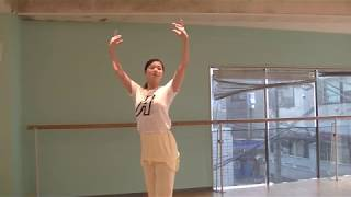 宝塚受験生のバレエ基礎~ポールドブラにニュアンスを入れる~のサムネイル