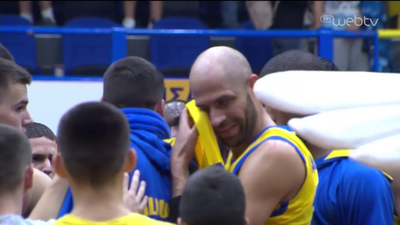 BASKETBALL CHAMPIONS LEAGUE: ΠΕΡΙΣΤΕΡΙ – ΡΙΓΑ | HIGHLIGHTS | 23/10/2019 | ΕΡΤ
