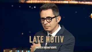 """LATE MOTIV - Berto Romero. """"Del Arte Conceptual A Los Objetos Extraños En El Recto""""   #LateMotiv460"""