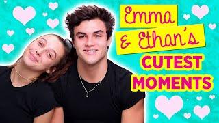 Emma Chamberlain and Ethan Dolan's Cutest Moments