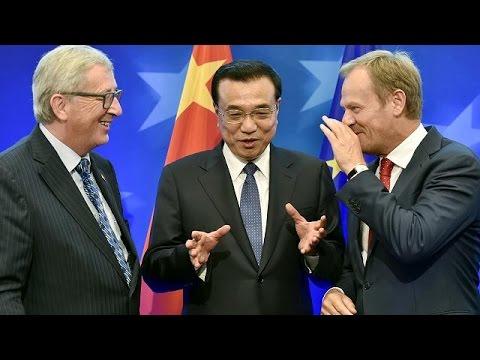 Βρυξέλλες: Σύνοδος Κορυφής ΕΕ – Κίνας